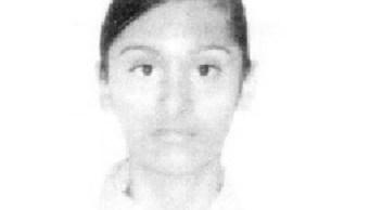 Alerta Amber: Ayuda a localizar a Diana Teresa Rocha Zavala