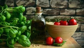 Dieta Bajar Peso Mediterránea Ejercicio Comer
