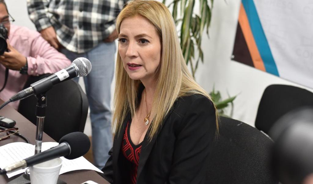 Veracruz Diputada de Morena se disculpa por toque de queda