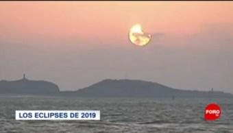 Eclipses Del 2019, Eclipses, Eclipses Que Podrá Ver Desde México,