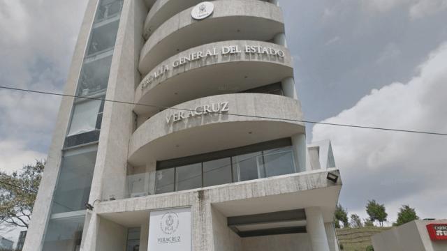 FOTO Buscan fiscales donde hubo elecciones, ¿y la autonomía? Edificio Fiscalía Veracruz/Google Maps/ Archivo