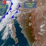 Descienden termómetros en Sonora a menos 3 grados