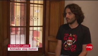 El Animador En Stop Motion Sergio Lara, Animador En Stop Motion, Sergio Lara, Español, Stop Motion, Isla De Perros, Wes Anderson