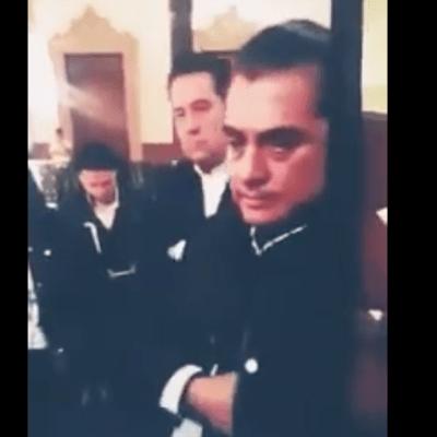 VIDEO: 'El Bronco' rechaza a señora que pide ayuda