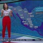 El Clima A las Tres con Daniela Álvarez del 16 de enero de 2019
