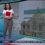 El clima A las Tres con Daniela Álvarez del 30 de enero de 2019