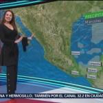 El clima, con Mayte Carranco del 23 de enero de 2019