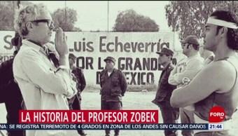 Profesor Zovek Aparece Película De Roma