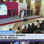 El pueblo de México no es corrupto, dice AMLO