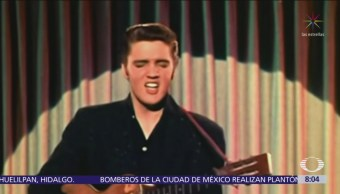 Elvis Presley, 'El Rey del Rock and Roll'