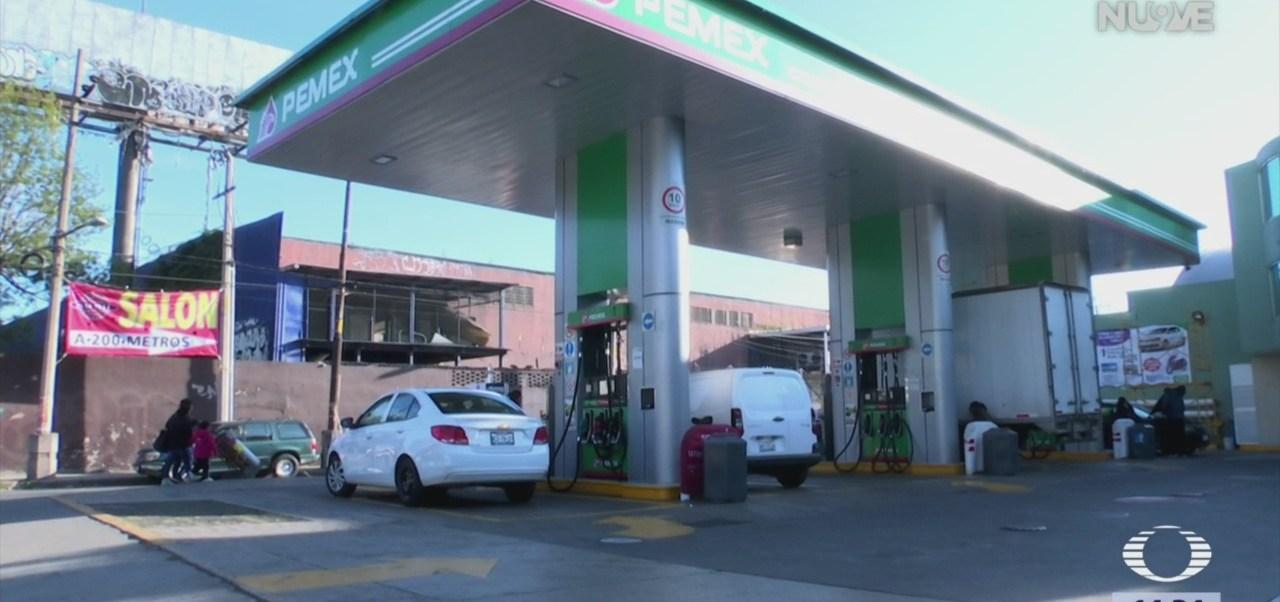 Empresarios gasolineros confirman que no falta gasolina