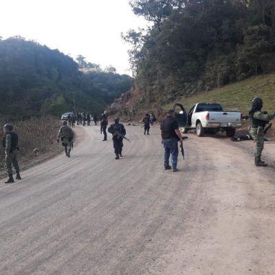 Disputa por control y siembra de amapola, posible causa de enfrentamiento en Chilapa