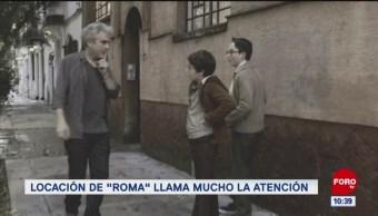 """#EspectáculosenExpreso: Locación de """"Roma"""" llama mucho la atención"""