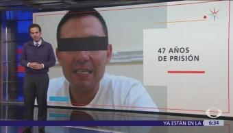 Esposo de Pilar Garrido es sentenciado a cárcel