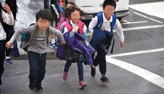 Foto: Un niño en China finge su secuestro para no hacer su tarea., 30 enero 2019