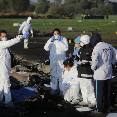 Suman 85 muertos por explosión de ducto de Pemex en Tlahuelilpan, Hidalgo