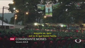 EZLN Cumple 25 Años Y Rechaza El Tren Maya De AMLO, EZLN, Cumple 25 Años, Rechaza El Tren Maya, AMLO, Chiapas, Proyectos De AMLO, Tren Maya