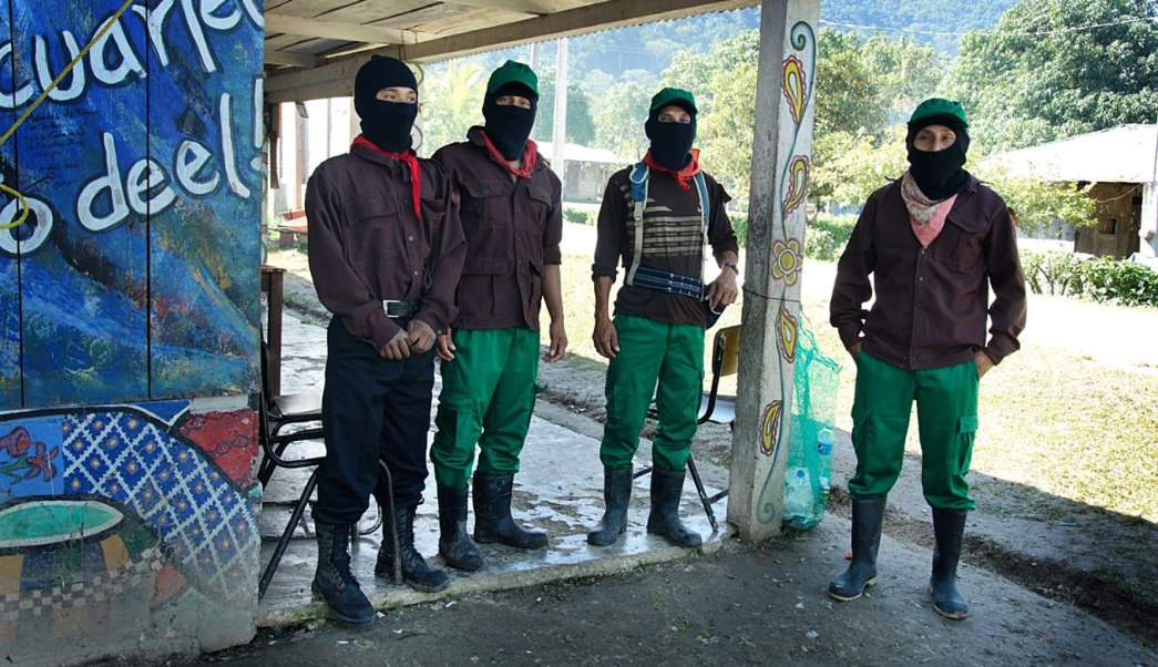 EZLN llama a resistencia contra gobierno AMLO