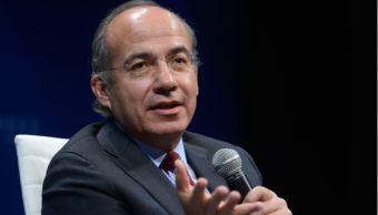 Felipe Calderón lamenta afectación a población por gasolina