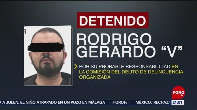 Foto: Fgr Confirma Detención De Hijo De Exgobernador De Michoacán, Detención De Hijo De Exgobernador De Michoacán, Michoacán, Fiscalía General De La República, Rodrigo Vallejo, Fausto Vallejo, 26 enero 2019