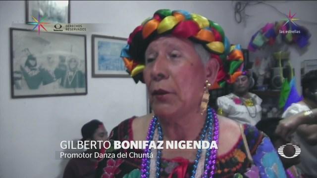 Fiesta Chiapa De Corzo Arranca Danza De Los Chuntá