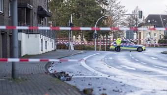 Hombre embiste a peatones y deja 5 heridos en Alemania