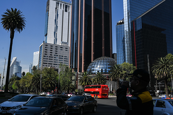 Bolsa Mexicana de Valores hila quinto día de ganancias