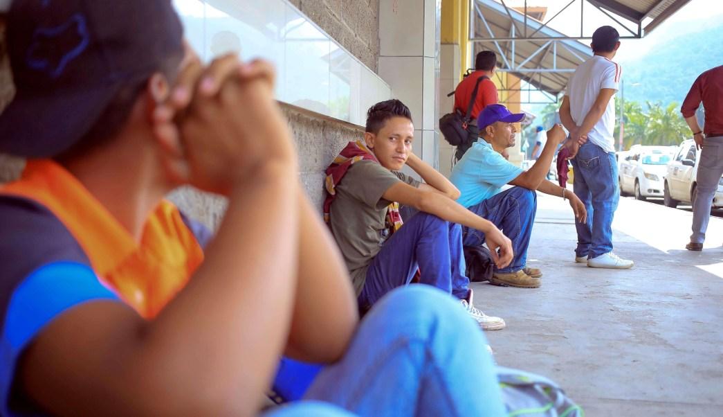 Nueva caravana migrante comienza a formarse en Honduras