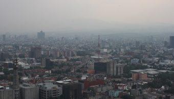 Continúa contingencia ambiental en el Valle de México