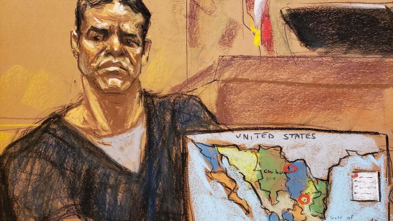 El Chapo mantuvo contactos con la DEA en 2007, Vicentillo