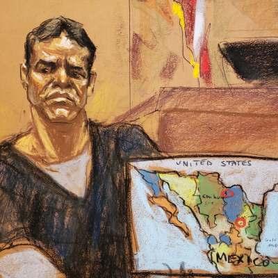 'El Chapo' mantuvo contactos con la DEA cuando estuvo prófugo en 2007: 'Vicentillo'