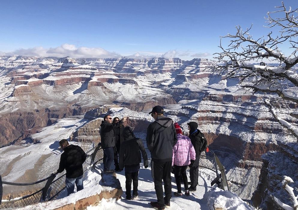 Ola de frío azota Arizona y gran parte del oeste de EEUU