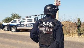 Implementan operativo para reforzar seguridad en Culiacán