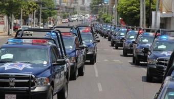 En 2018, disminuyeron delitos en Sinaloa