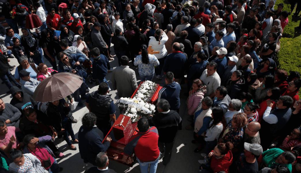 Alcocer: Se eleva a 89 cifra de muertos en Tlahuelilpan