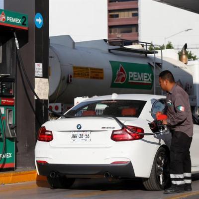 Mejora distribución de combustible en gasolineras de Ciudad de México