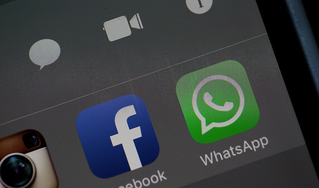 foto facebook whatsapp instagram messenger 6 abril