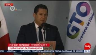 Gobernador De Guanajuato Gestiones Importar Gasolina Texas