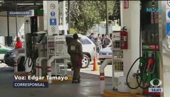 Guanajuato raciona la venta de gasolina
