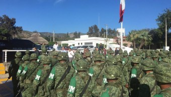 Coparmex pide que Guardia Nacional dependa de la Secretaría de Seguridad Ciudadana