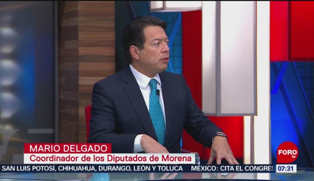 Guardia Nacional será una nueva institución policial: Mario Delgado