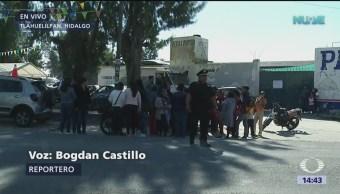 68 cuerpos sin identificar tras estallido en Tlahuelilpan