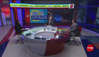Un Antes Después López Obrador Paula Sofía Vázquez