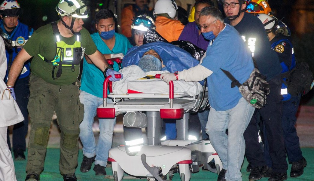 Hospitales del Estado de México atienden 11 heridos por explosión en Tlahuelilpan