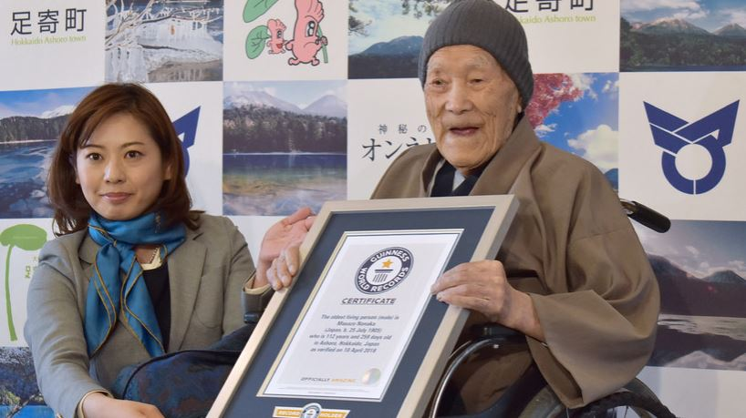fallece hombre mas longevo mundo 113 años de edad
