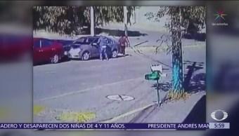 Hombres roban a automovilistas 18 mil pesos en Ciudad Satélite, Edomex