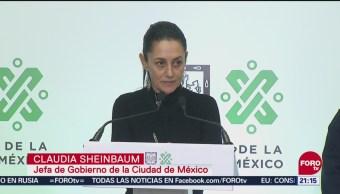 Sheinbaum Denuncia Venta De Plazas En Instituciones De La CDMX, Jefa De Gobierno, Claudia Sheinbaum, Venta De Plazas, Instituciones De La CDMX, Ciudad De México