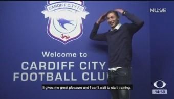 Horas después de fichar para el Cardiff, desaparece avión del futbolista Emilio Sala