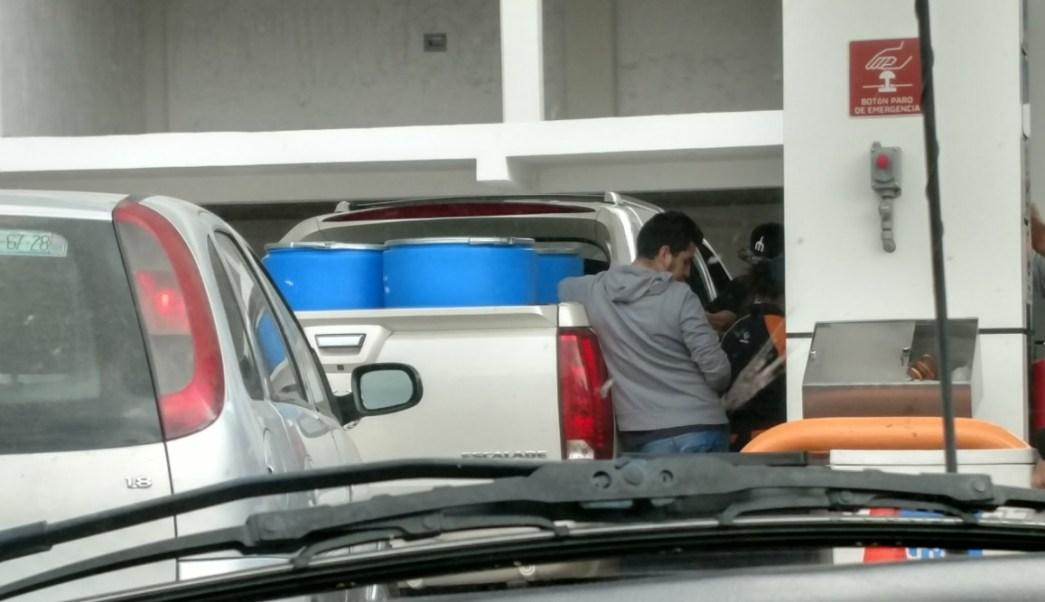 Disminuye venta del huachicol en Puebla