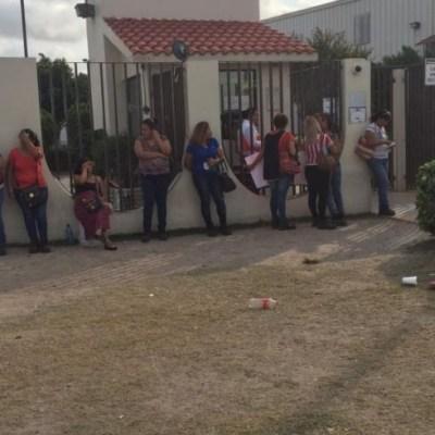 Empleados sindicalizados impiden laborar en maquiladoras de Matamoros
